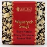 Czekolada Świąteczna Mini Cortez 35g