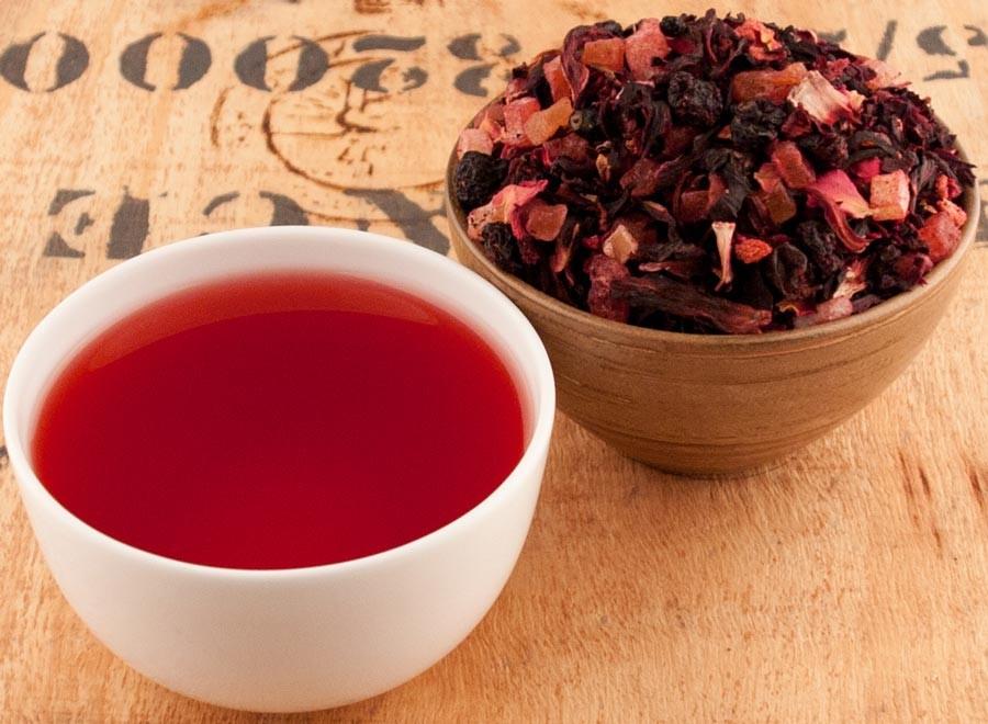 Herbata Owocowa Królewski Bukiet