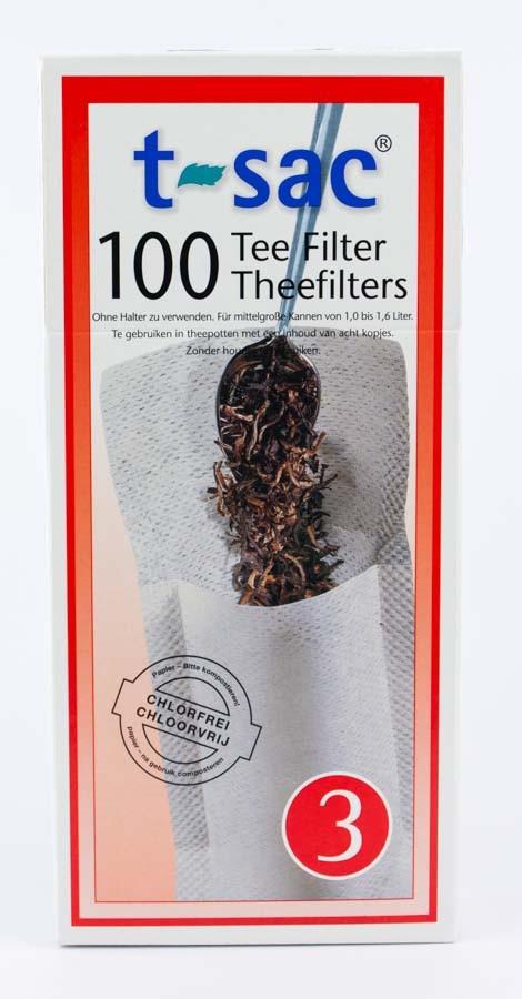 Filtry Papierowe do Herbaty t-sac 3
