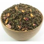 herbata Pu Erh Wiśnie z Miętą