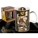 Kubek Classic Gustav Klimt - Oczekiwanie 350ml