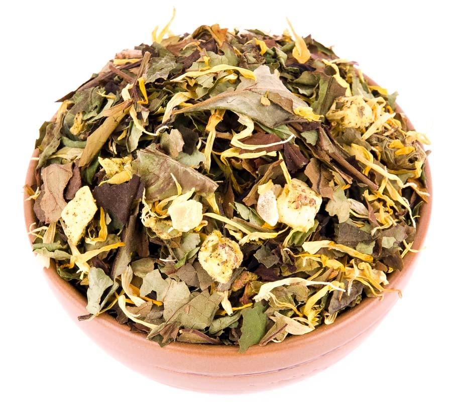herbata biała White Ananas Kiwi