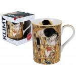 Kubek Classic New - G.Klimt The Kiss 400mml