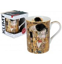 Kubek Classic New - G.Klimt The Kiss 420 ml