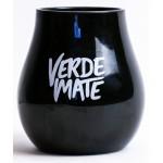 Matero Ceramiczne Czarne Verde Mate