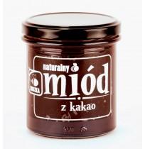 Miód Wielokwiatowy z Kakao 350g