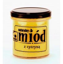 Miód Wielokwiatowy z Cytryną 350g