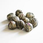 Herbata Kwitnąca Niebiańska Lilia - Bai He Xian Zi