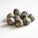 Herbata Kwitnąca Rodzinna Fortuna - He Jia Huan Le