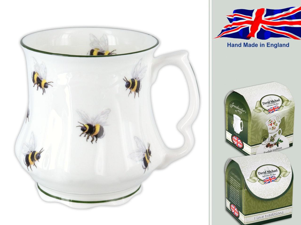 Kubek Babuni - Pszczółki 400 ml