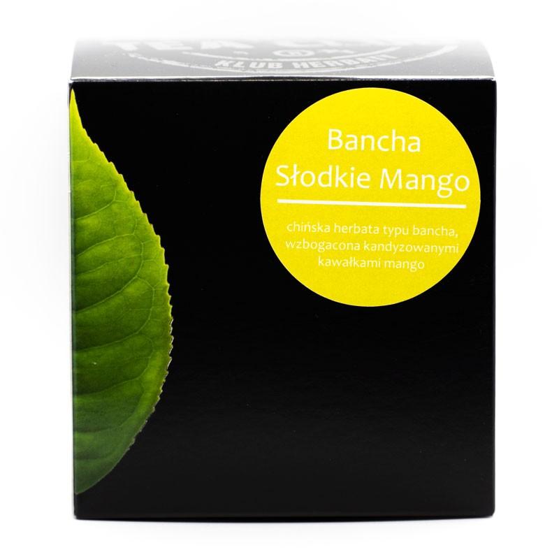 Bancha Słodkie Mango - Piramidki 20x2g