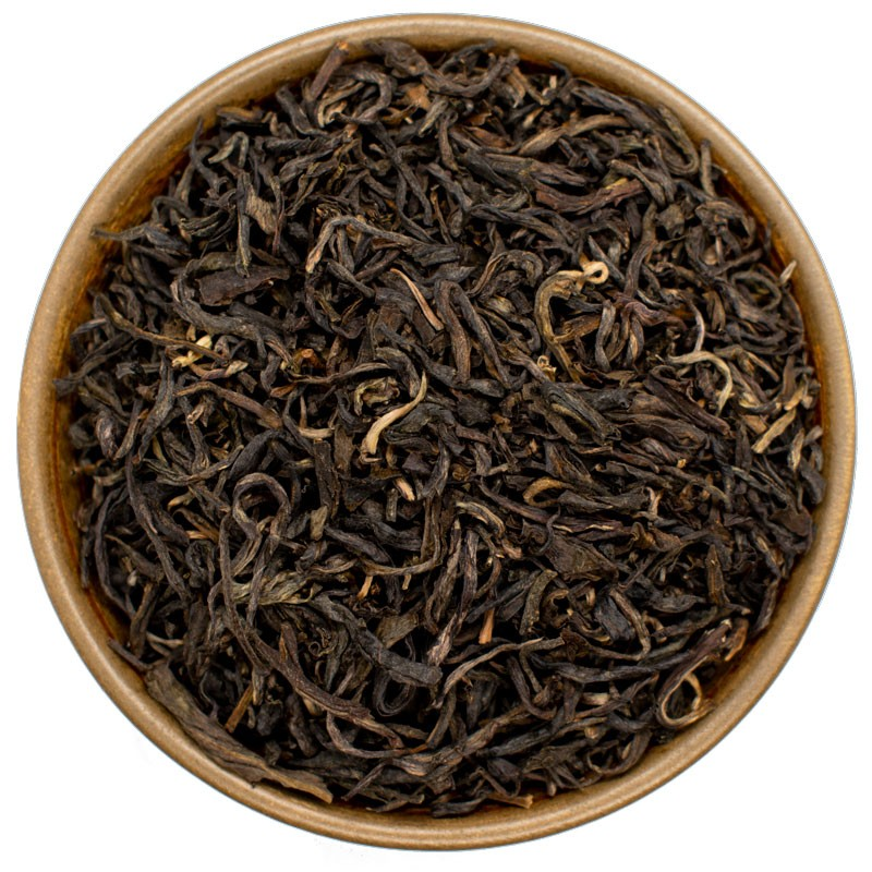 Herbata Żółta Yunnan Yellow Mao Feng