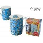 Kubek Classic New - V.Van Gogh - Kwitnący Migdałowiec 400ml
