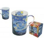 Kubek Classic New - V.Van Gogh - Gwieździsta Noc 400ml