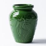 Matero Ceramiczne Azteka Zielone 300ml