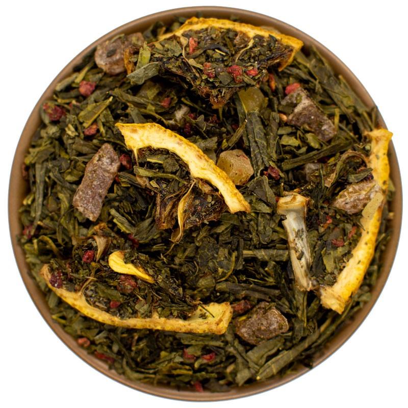 Egzotyczne Iced Tea