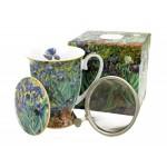Kubek z Zaparzaczem – Irysy Van Gogh 325 ml