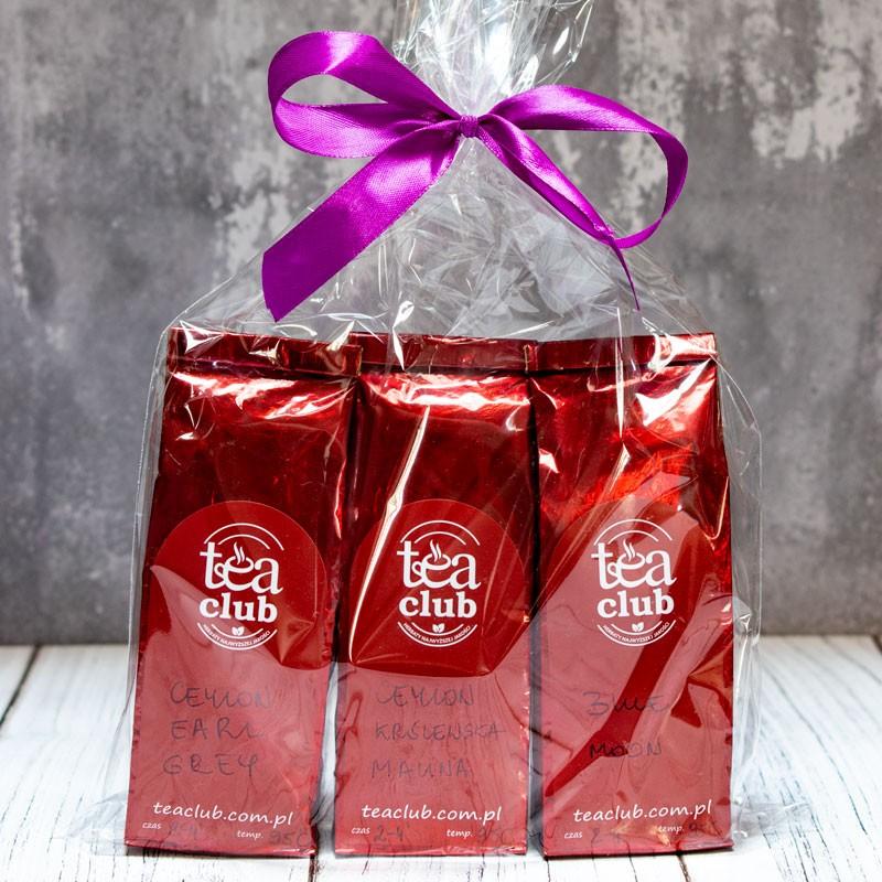Zestaw Herbaty Czarne Smakowe 1