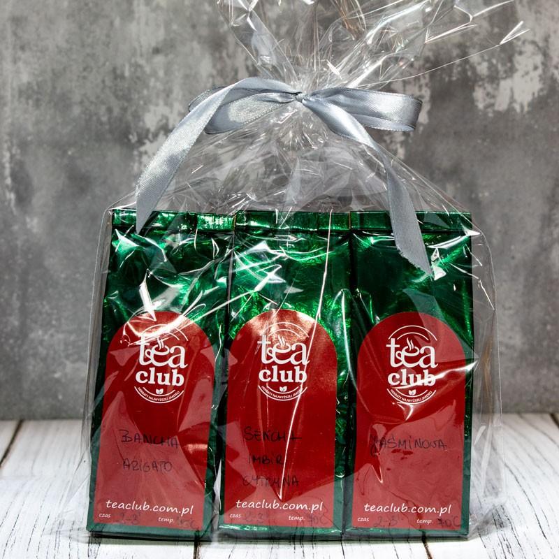 Zestaw Herbaty Zielone Smakowe 2
