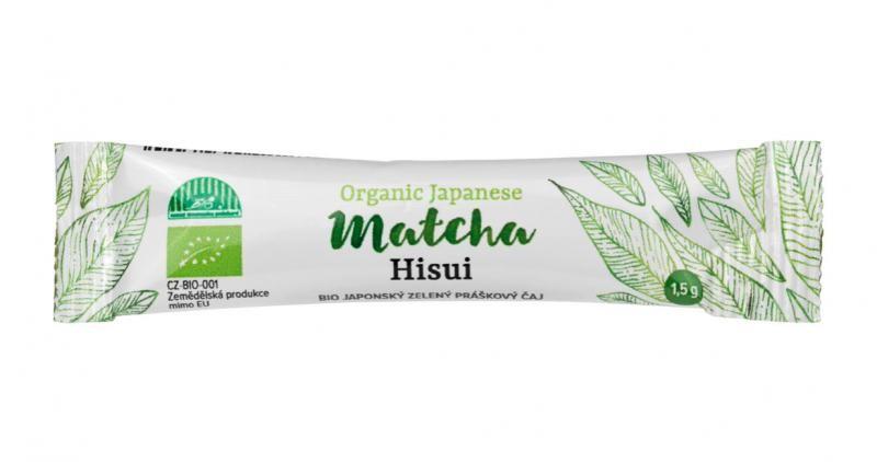 Matcha Japan Hisui Organic 1,5g