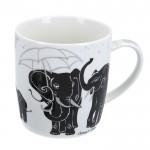 Kubek - Słonie IV 360 ml