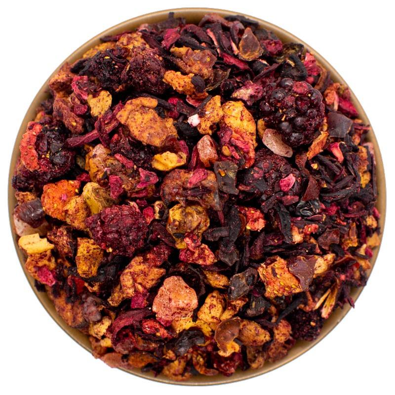 Herbata Owocowa Jeżynowy Ogród