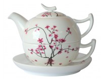 Zestaw Tea For One Egoista Cherry Blossom