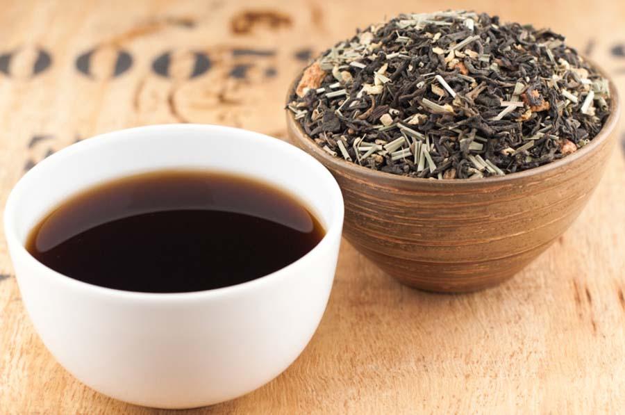 herbata wspomagająca nie tylko odchudzanie, ale również obniża poziom alkoholu we kwi