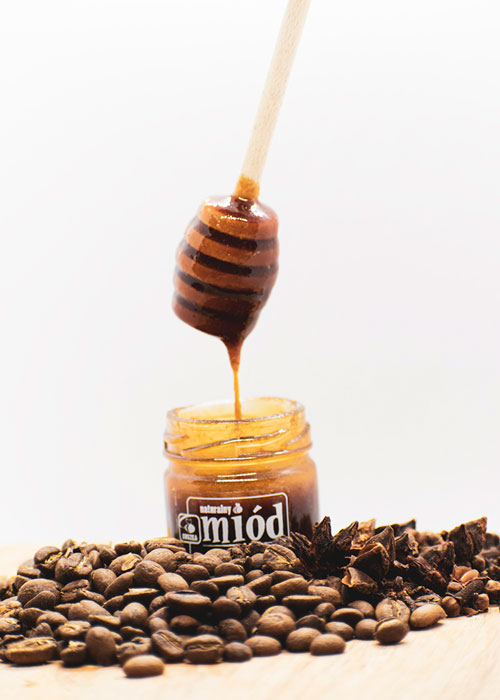 Kawa Miodowy Piernik
