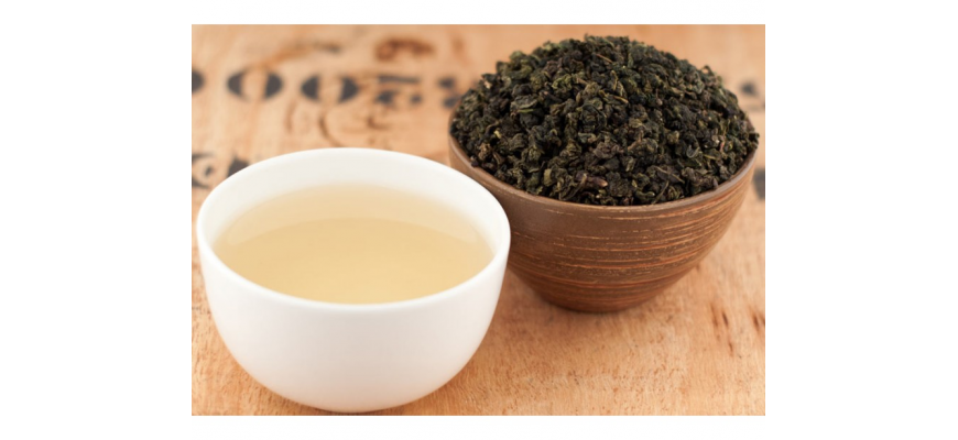 Herbaty Oolong