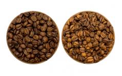 Kawy z rzemieślniczej palarni